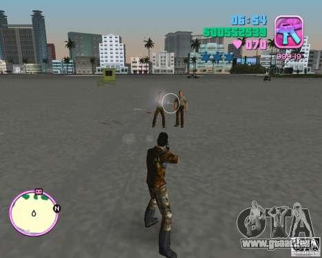 Stalker pour GTA Vice City huitième écran