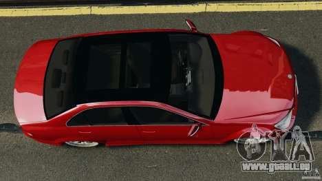 Mercedes-Benz C350 Avantgarde v2.0 für GTA 4 rechte Ansicht