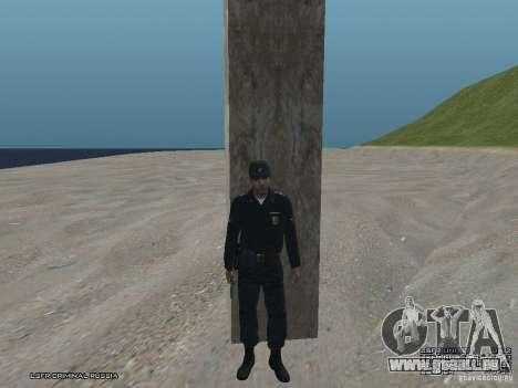 Sergeant PPP für GTA San Andreas zweiten Screenshot