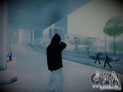 Valera MOD pour GTA San Andreas cinquième écran