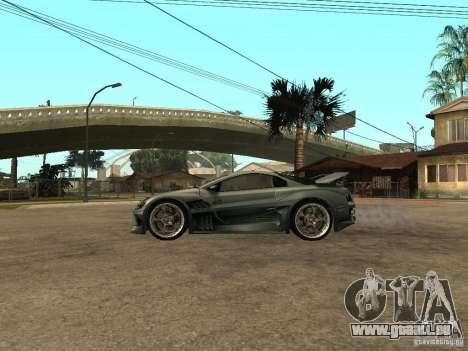 CyborX CD 10.0 XL GT v2.0 pour GTA San Andreas laissé vue