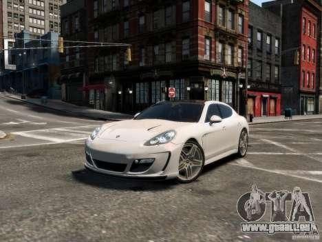 Gemballa Mistrale Concept 2011 pour GTA 4