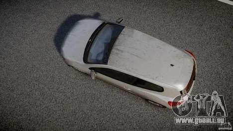 Volkswagen Scirocco III 2008 pour GTA 4 roues