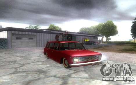 VAZ 2102 retro für GTA San Andreas rechten Ansicht