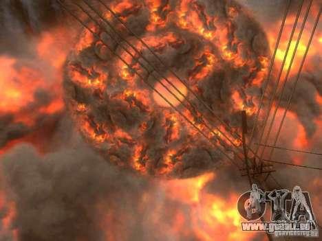 Atomic Bomb für GTA San Andreas