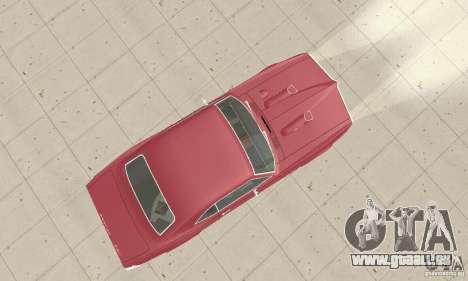 Pontiac Firebird 1968 für GTA San Andreas rechten Ansicht