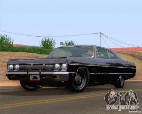 ENBSeries by ibilnaz v 3.0 für GTA San Andreas zehnten Screenshot