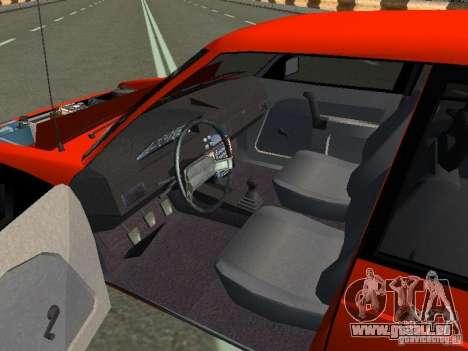 Svyatogor Azlk-2141 45 pour GTA San Andreas vue arrière