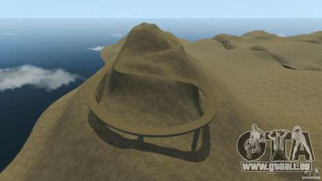 Desert Rally+Boat für GTA 4 sechsten Screenshot