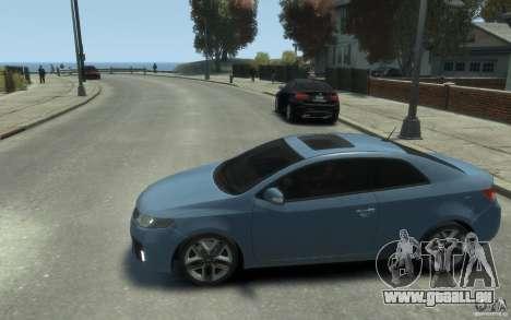 Kia Forte Koup SX für GTA 4 linke Ansicht