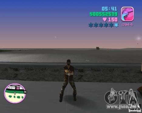 Stalker pour le quatrième écran GTA Vice City