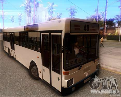 MAN SL202 pour GTA San Andreas