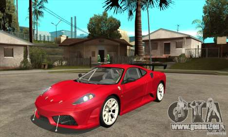 Ferrari F430 Scuderia 2007 FM3 für GTA San Andreas