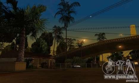 Green Piece v1.0 für GTA San Andreas achten Screenshot