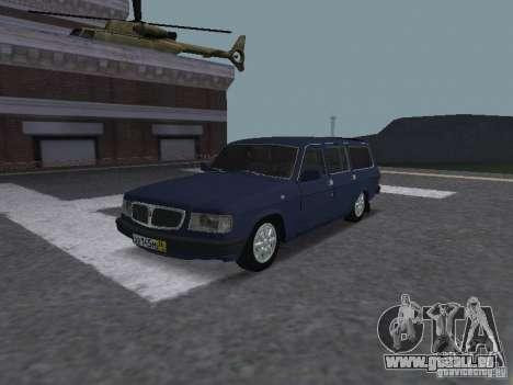 GAZ Volga 310221 für GTA San Andreas