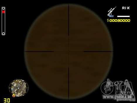 White and Black weapon pack pour GTA San Andreas troisième écran