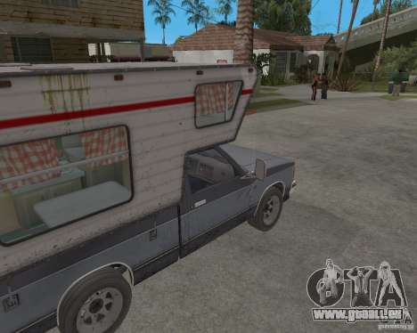Chevrolet S-10 Kemper v2.0 für GTA San Andreas rechten Ansicht