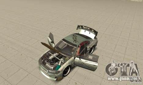 Nissan Silvia S15 [F&F3] für GTA San Andreas Rückansicht