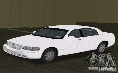 Lincoln Town Car pour GTA Vice City