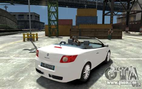 Renault Megane CC Kit RS pour GTA 4 est un droit