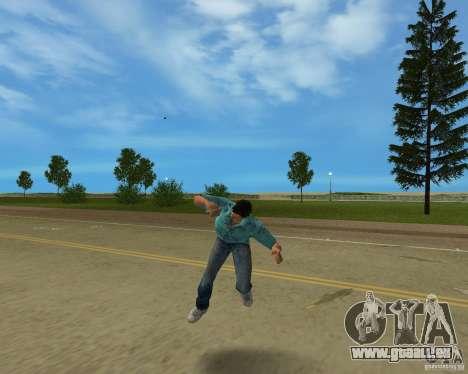 Animation von TLAD für GTA Vice City achten Screenshot