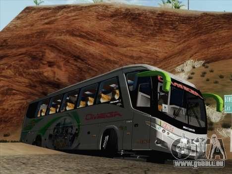 Marcopolo Paradiso 1200 G7 pour GTA San Andreas moteur