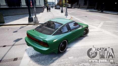 Nissan 240sx v1.0 pour GTA 4