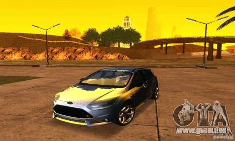 Ford Focus 3 für GTA San Andreas