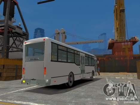 VOLZHANIN 52702 pour GTA 4 est une gauche