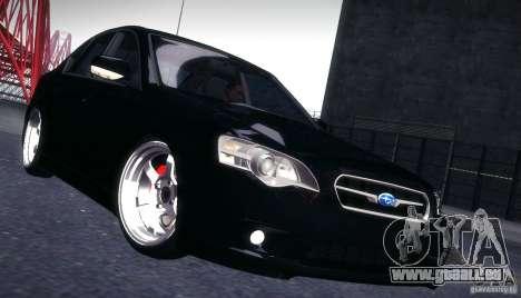 Subaru Legacy BIT edition 2004 pour GTA San Andreas