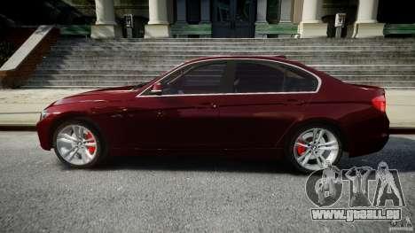 BMW 335i 2013 v1.0 pour GTA 4 est une gauche