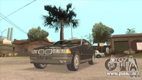 BMW 316i E36 für GTA San Andreas rechten Ansicht