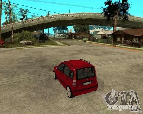 2004 Fiat Panda v.2 für GTA San Andreas linke Ansicht