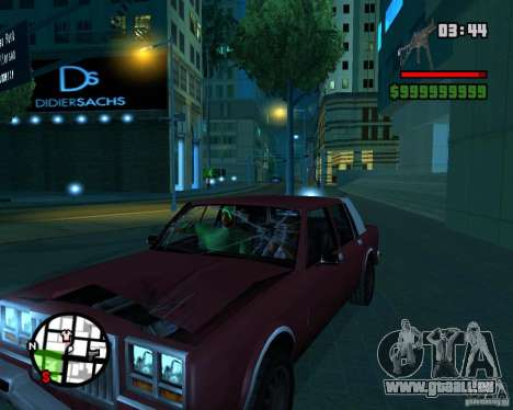 New Windows Crashes für GTA San Andreas