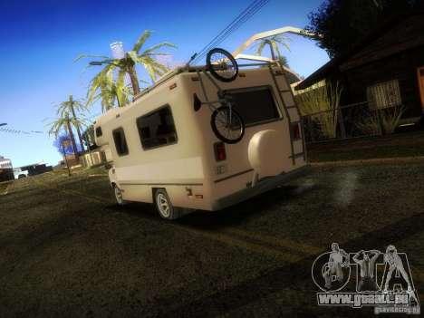 Journey für GTA San Andreas rechten Ansicht