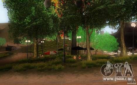 New Country Villa pour GTA San Andreas huitième écran