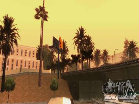 New trees HD für GTA San Andreas siebten Screenshot