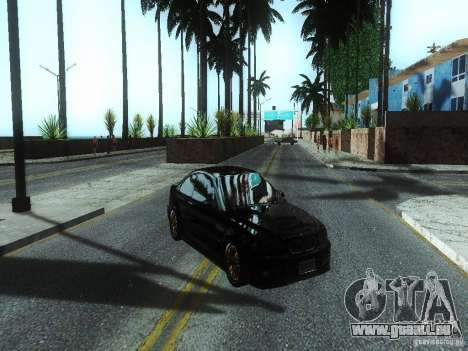 ENBSeries Beta für GTA San Andreas her Screenshot