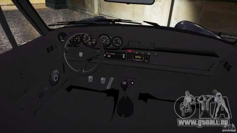 Porsche 911 1987 für GTA 4 Innenansicht