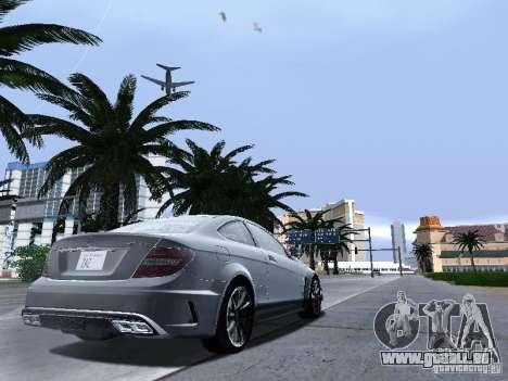 ENB Series by JudasVladislav v2.1 pour GTA San Andreas troisième écran