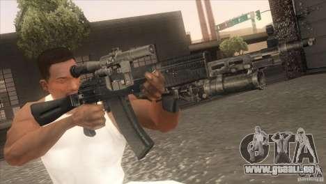 AK-47-v2 für GTA San Andreas