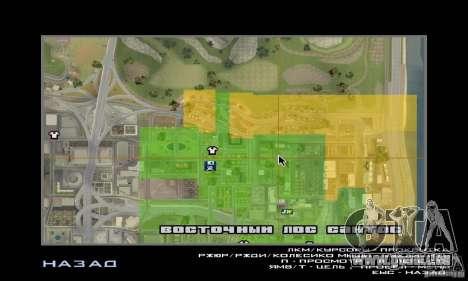 Kiosk Mod pour GTA San Andreas quatrième écran