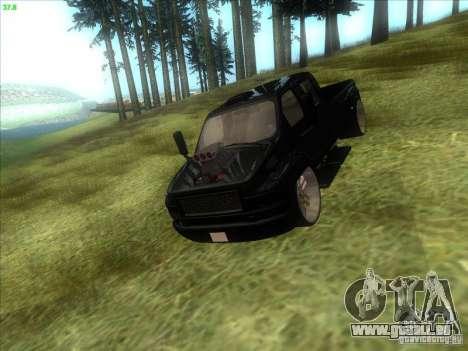 GMC C4500 Pickup DUB Style für GTA San Andreas
