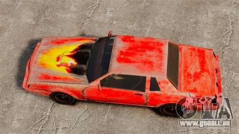 Oiseau de feu pour GTA 4 est un droit