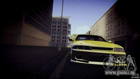 Nissan Skyline GTS R33 für GTA San Andreas linke Ansicht