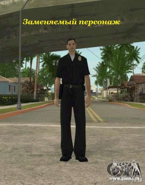 Counter-terrorist für GTA San Andreas her Screenshot