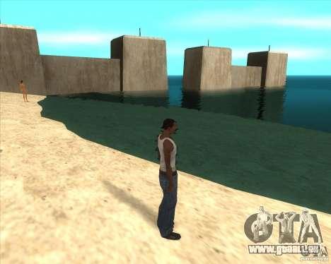 MOD de Jyrki pour GTA San Andreas sixième écran