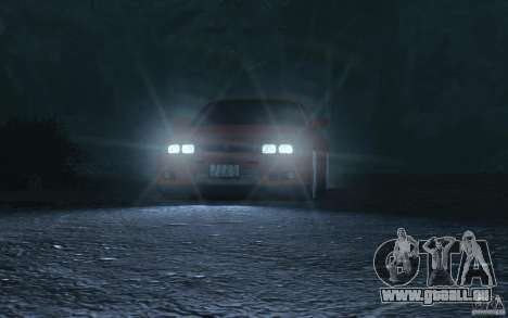 Nissan Skyline pour GTA 4 est un droit
