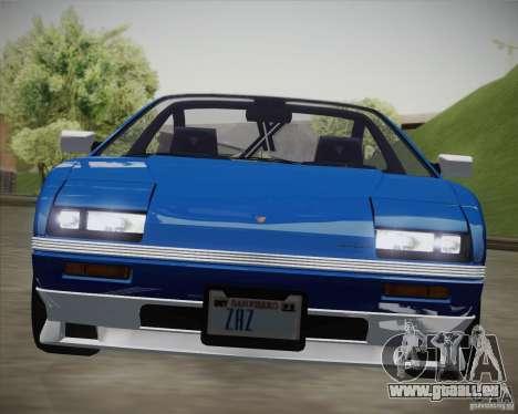 GTA IV Ruiner v2 pour GTA San Andreas sur la vue arrière gauche
