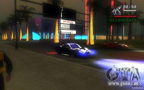 ENBSeries by Gasilovo v2 pour GTA San Andreas sixième écran